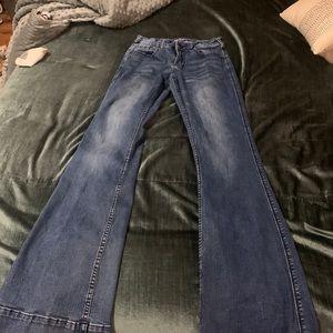 Cowgirl tuff jeans 26x35